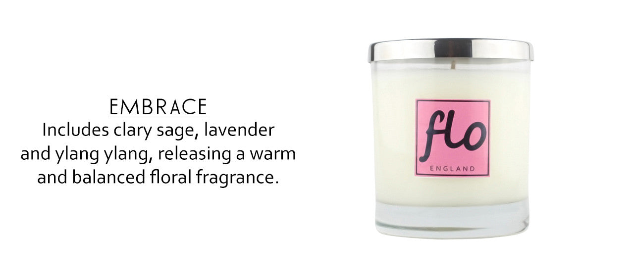 Embrace Home Fragrance collection