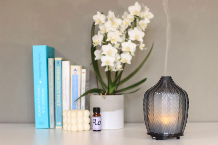 best essential oil diffusers UK - aromatherapy diffusers - aroma diffuser - made by zen - fern aroma diffuser