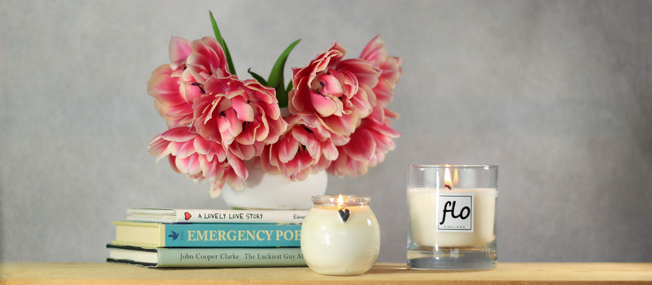 Aromatherapy candles uk - essential oil candles