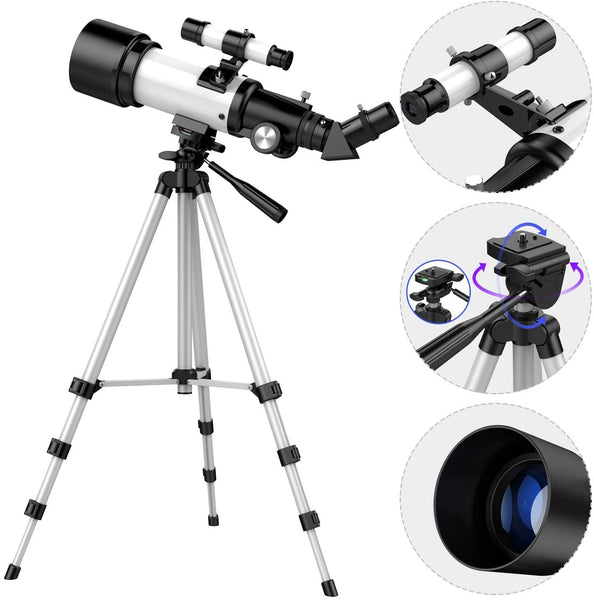 Telescope for Kids and Beginners