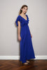 TUSKANA DRESS blue