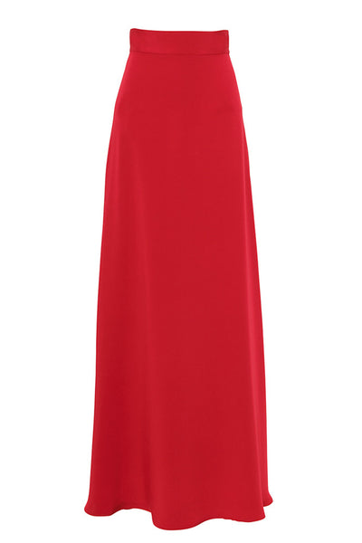 AVIVA SKIRT red