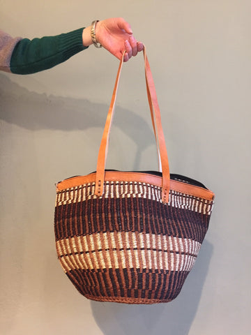 SISAL SHOPPER patternd