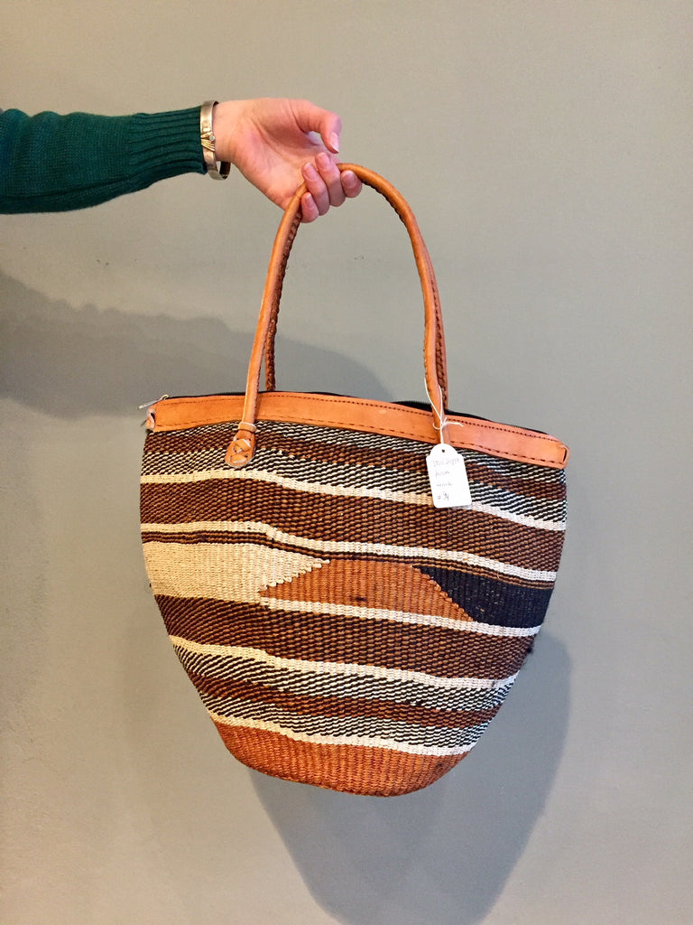 SISAL SHOPPER geometric