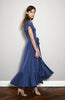 PADUA DRESS blue