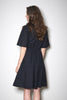 LISBOA DRESS black