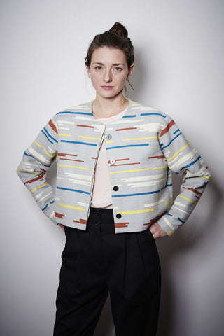 SARATOV JACKET multi