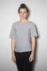 MESSINA SHORTSLEEVE black