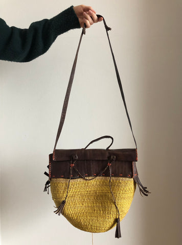 SISAL PURSE natur clean