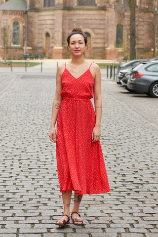FERÁ SUMMER DRESS red