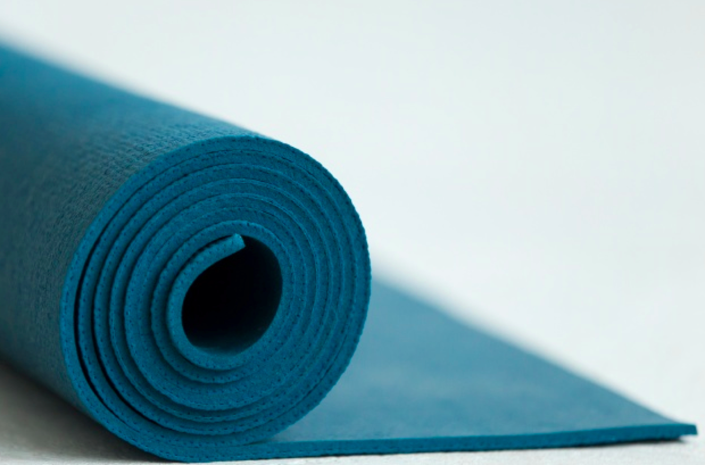 You can use an extra thick yoga mat to relax during this exercise.