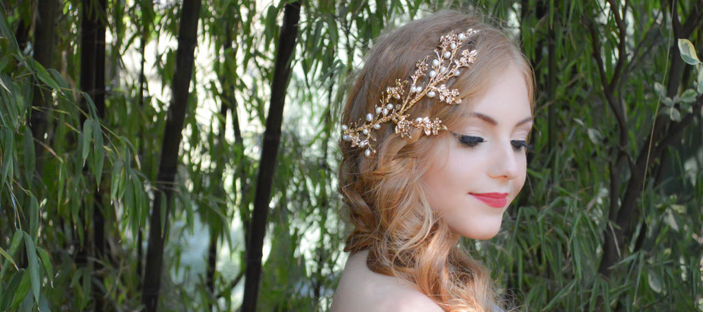 Shop No.2 Lookbook - Alice Anne Headpiece