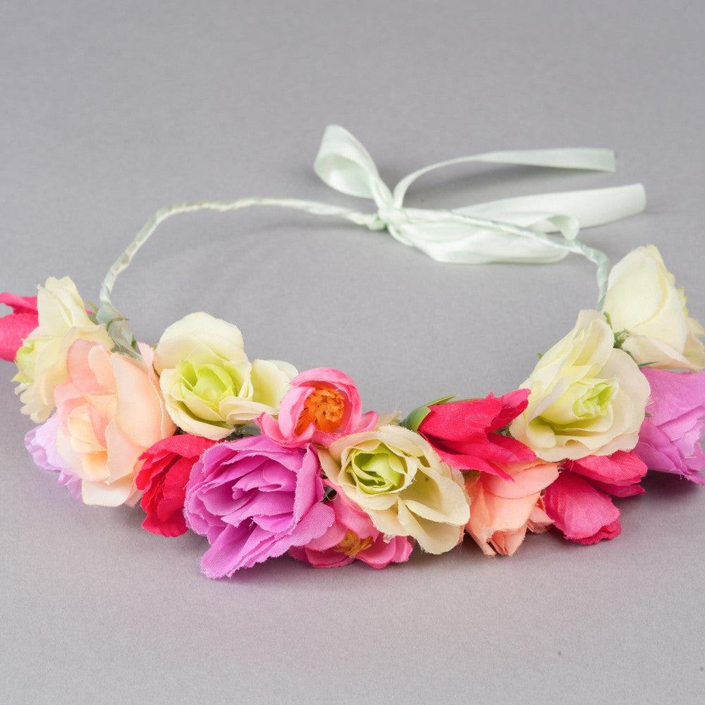 Summer Dream Flower Crown - Shop No.2