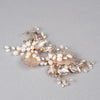 Gold Blossom Headpiece - Shop No.2