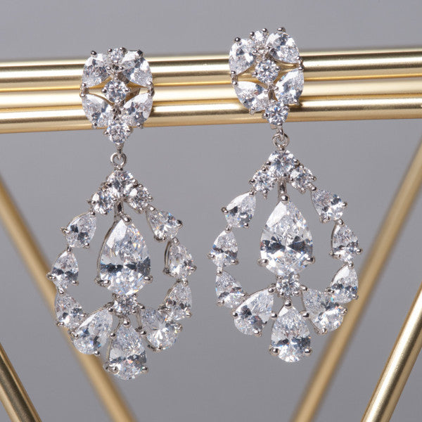 Adore Drop Earrings - Shop No.2