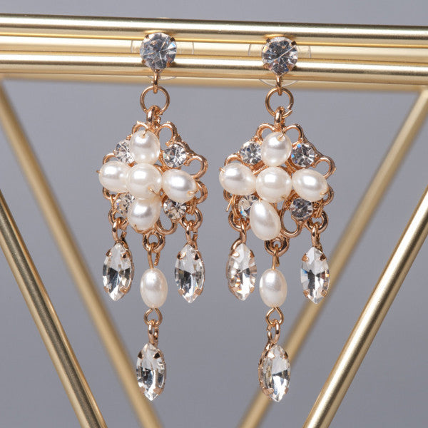 Lady Victoria Earrings - Shop No.2