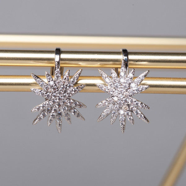 Starburst Earrings - Shop No.2