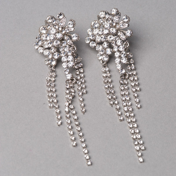 Flower Burst Earrings - Shop No.2 Accessories
