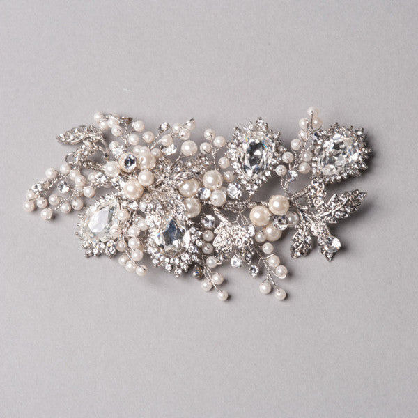 Pearl Blossom Headpiece - Shop No.2