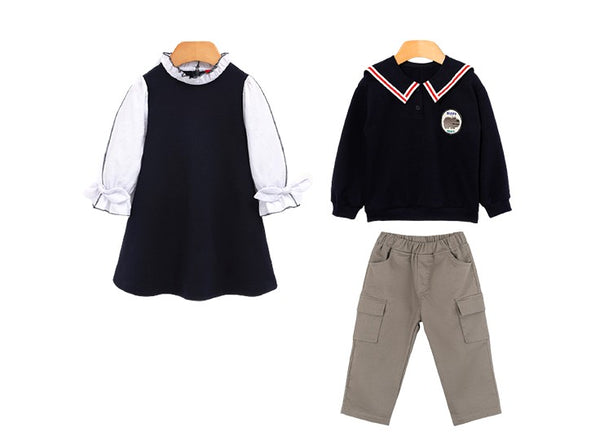 family dinner outfits for kids