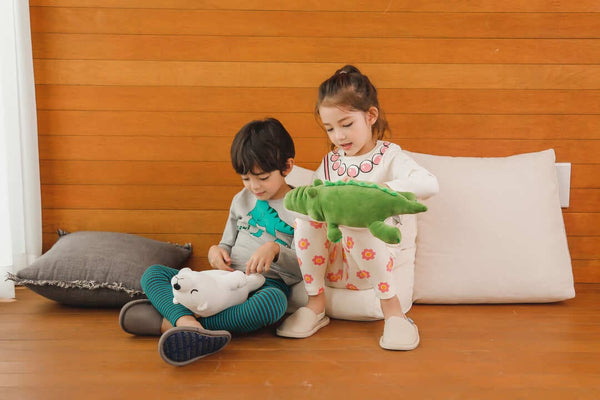 kids noise reducing slippers