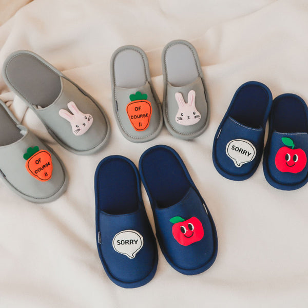 noise reducing slippers