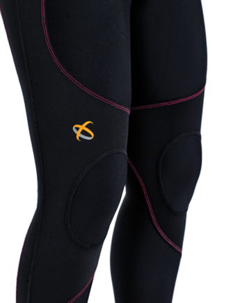 Women's KNEE-Tec™ 2.0 3/4 Length Tights
