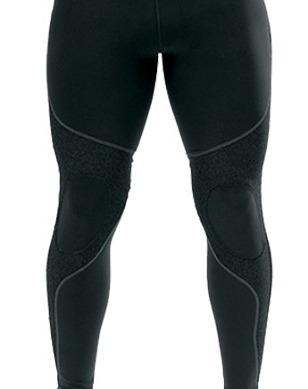 Men's U1 Knee Support Tights
