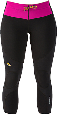 Women's KNEE-Tec™ 3/4 Length Tights
