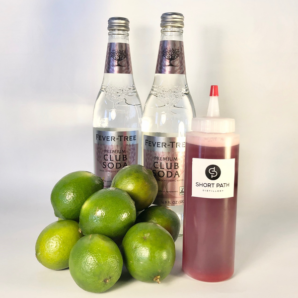 JUMBO Raspberry Lime Rickey Kit