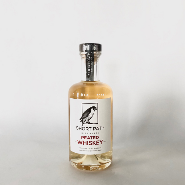 Peated Whiskey 375mL