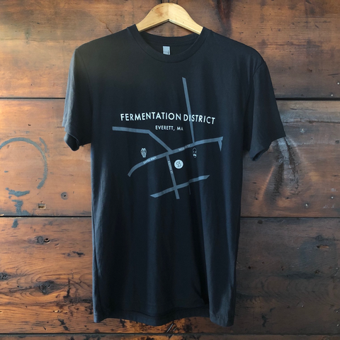 Fermentation District T-Shirt
