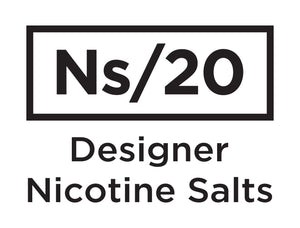 Ns20 - Element E-Liquid's brand of salt-infused nicotine