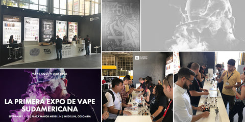 Element E-Liquid in Colombia
