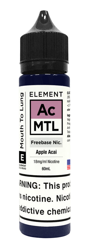 Apple Acai MTL e-Liquid