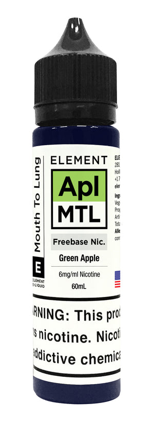Green Apple MTL e-Liquid