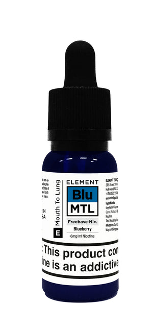 Blueberry MTL e-Liquid
