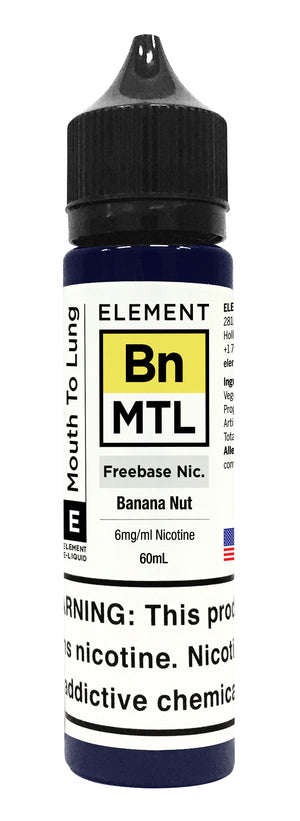 Banana Nut MTL e-Liquid