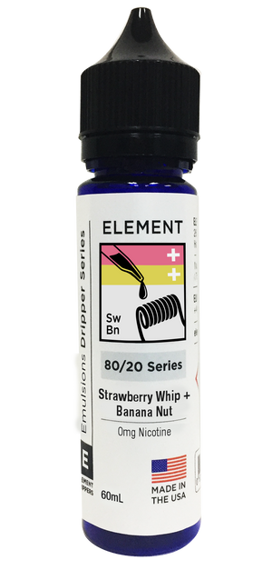 Emulsions Strawberry Whip + Banana Nut