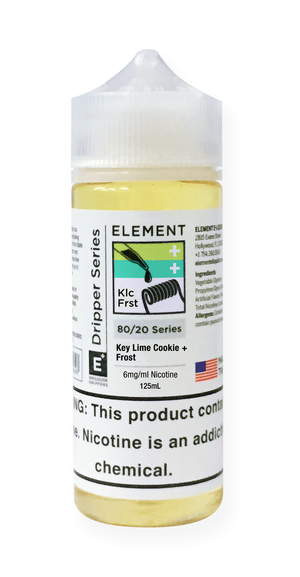 Emulsions Key Lime Cookie + Frost 125mL