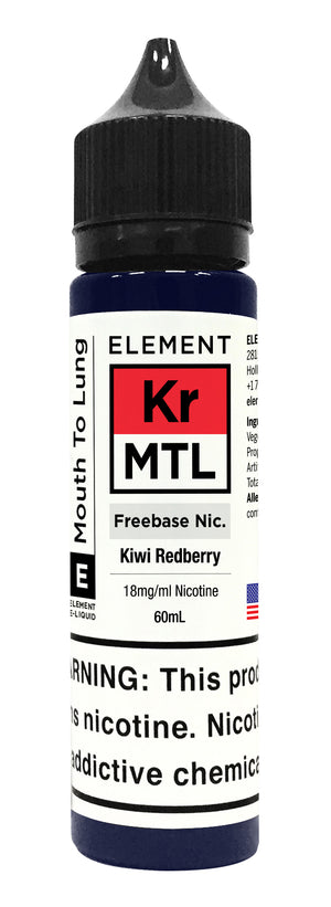 Kiwi Redberry MTL e-Liquid
