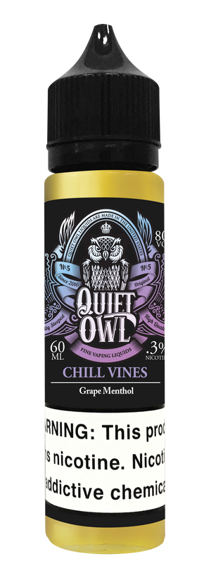 Quiet Owl Chill Vines