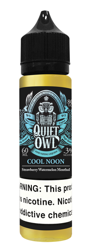 Quiet Owl Cool Noon
