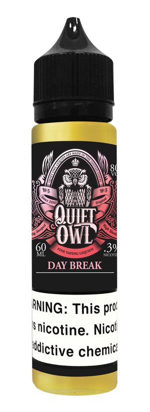 Quiet Owl Day Break