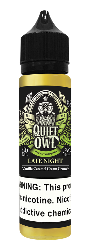Quiet Owl Late Night