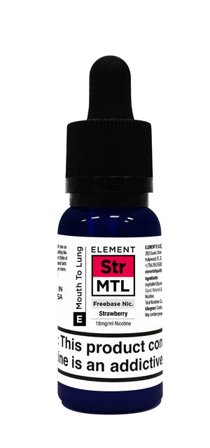 Strawberry MTL e-Liquid