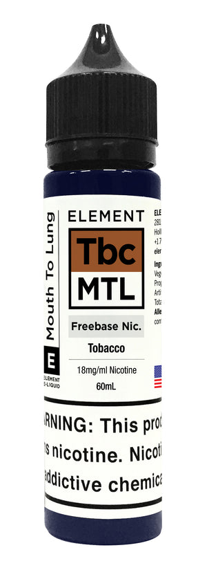 Tobacco MTL e-Liquid