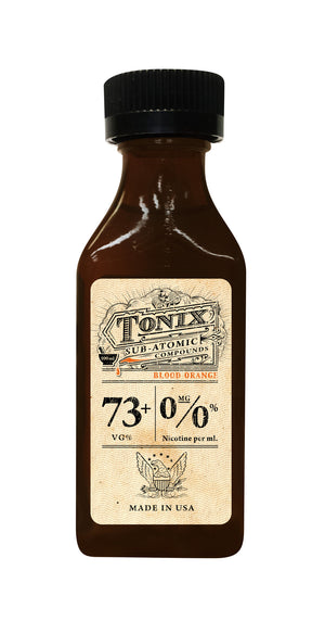 Tonix Bl00d Orange 100mL
