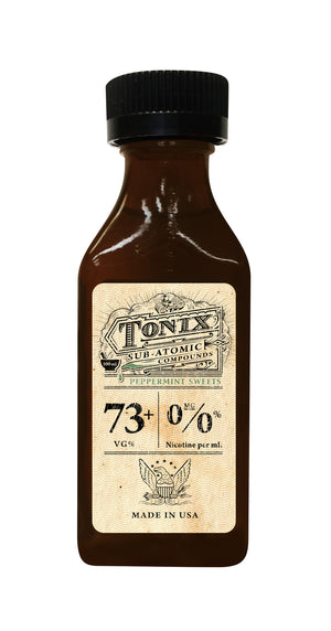 Tonix Peppermint 100mL
