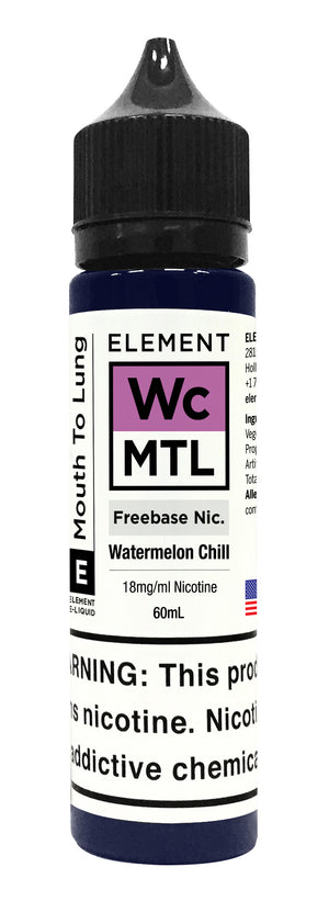 Watermelon Chill MTL e-Liquid
